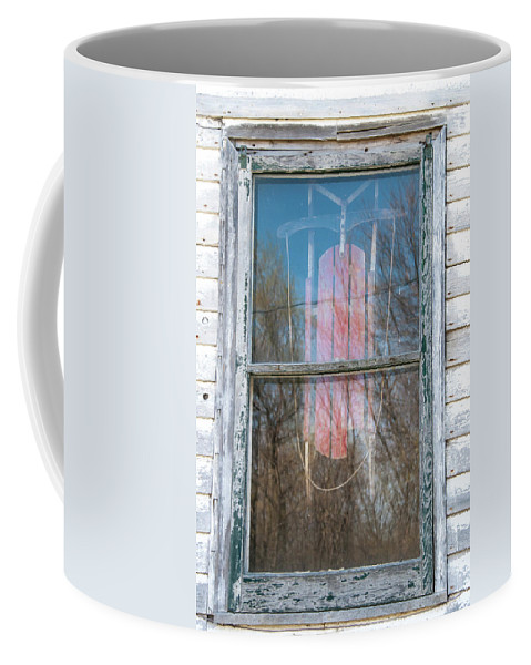 Guy Whiteley Photography Coffee Mug featuring the photograph Look Through My Window II by Guy Whiteley