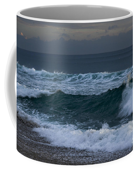Landscapes Coffee Mug featuring the photograph Looking At Infinity by Amanda Sinco