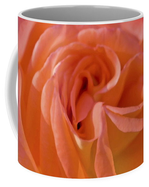 Rose Coffee Mug featuring the photograph Looking Good Rose by Rich Franco