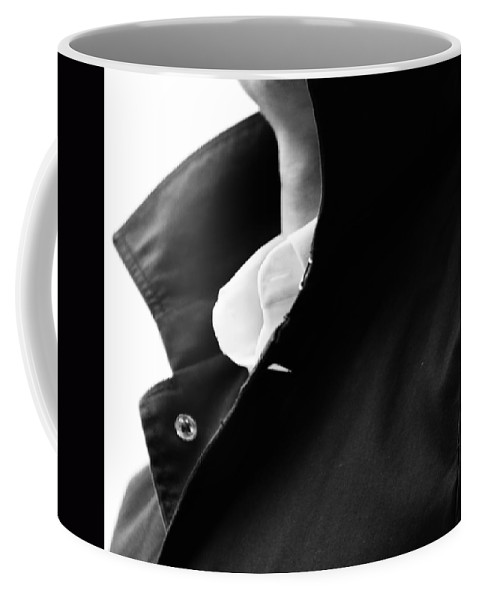 Street Photography Coffee Mug featuring the photograph Loose Ties by The Artist Project