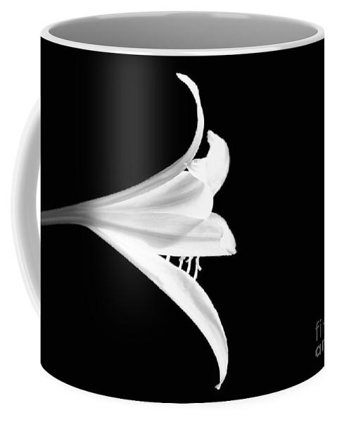 Macro Coffee Mug featuring the photograph Loud Lily by Sabrina L Ryan