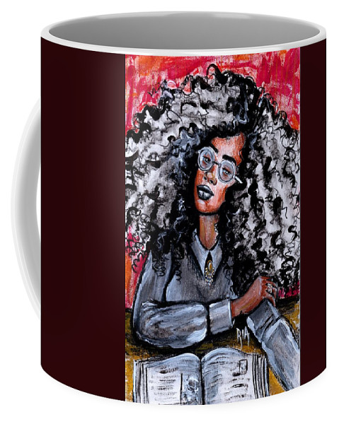 Artbyria Coffee Mug featuring the photograph Love my beautiful mind by Artist RiA