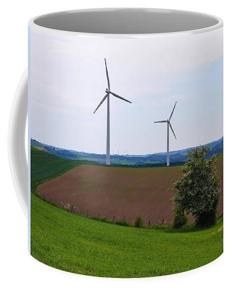Lehto Coffee Mug featuring the photograph Luxemburg Views by Jouko Lehto