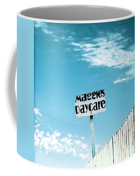 Business Coffee Mug featuring the photograph Maggie's Daycare by Yo Pedro