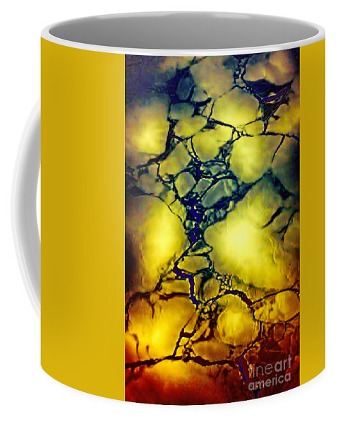 Hudson Bay Coffee Mug featuring the photograph Magical Yellow by Karla Weber