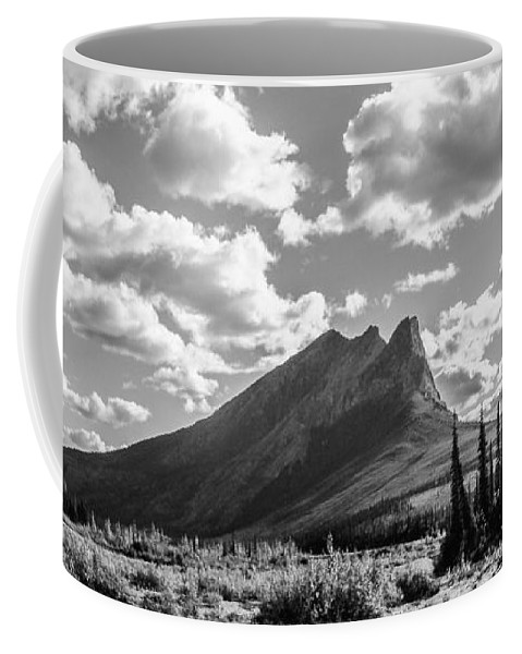 Landscape Coffee Mug featuring the photograph Majestic Drive by Chad Dutson