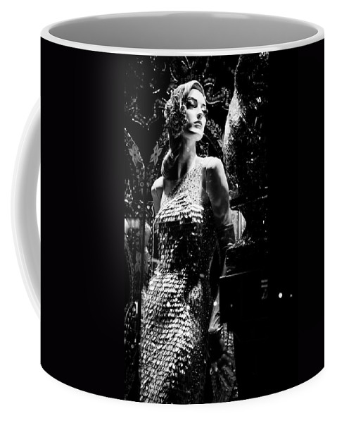 Bergdorf Goodman Coffee Mug featuring the photograph Elegant By Design by Zina Zinchik