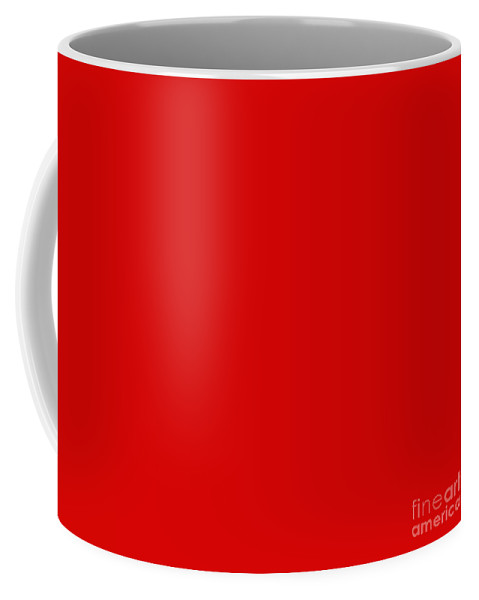 Andee Design Abstract Coffee Mug featuring the digital art Maraschino Cherry by Andee Design