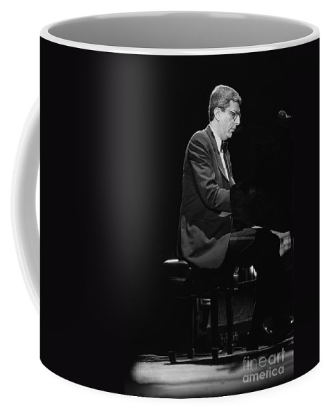Composer Coffee Mug featuring the photograph Marvin Hamlisch by Concert Photos