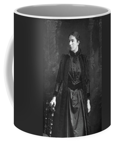 1890 Coffee Mug featuring the photograph Mary Augusta Ward (1851-1920) by Granger