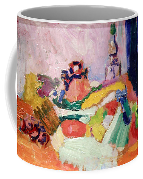 Still Life Coffee Mug featuring the photograph Matisse's Still Life by Cora Wandel