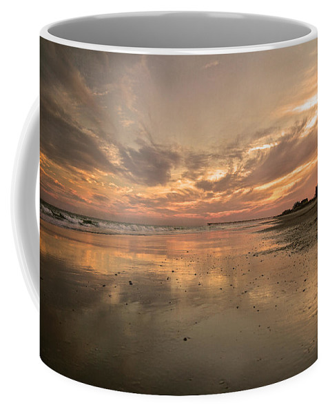 Topsail Coffee Mug featuring the photograph Memories by Betsy Knapp