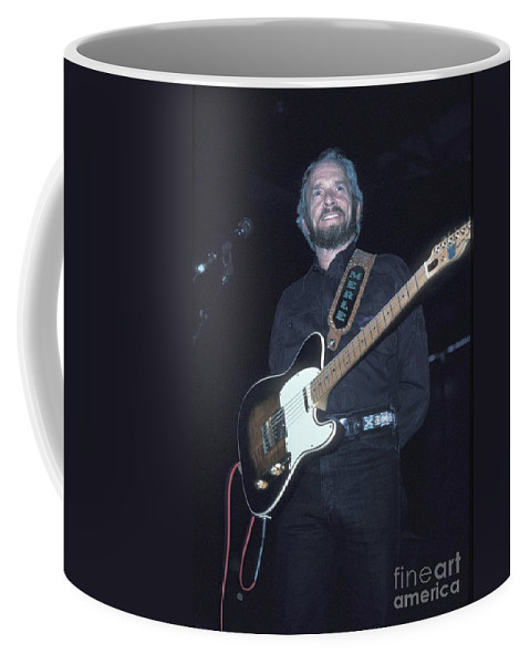 Songwriter Coffee Mug featuring the photograph Merle Haggard by Concert Photos