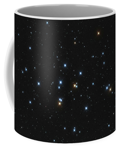 Horizontal Coffee Mug featuring the photograph Messier 44, The Beehive Cluster by Lorand Fenyes