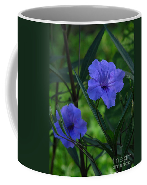 Art For The Wall...patzer Photography Coffee Mug featuring the photograph Mexican Bell by Greg Patzer