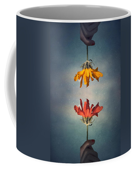 Middle Ground Coffee Mug featuring the photograph Middle Ground by Tara Turner