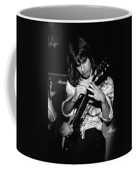 Head East Coffee Mug featuring the photograph Mike Somerville 23 by Ben Upham