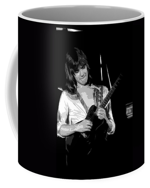 Head East Coffee Mug featuring the photograph Mike Somerville Art 1 by Ben Upham