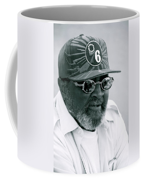 Germantown Coffee Mug featuring the photograph Mister Seventy Sixer by Alice Gipson