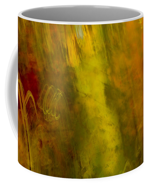 Abstracts Coffee Mug featuring the photograph Mojo by Darryl Dalton
