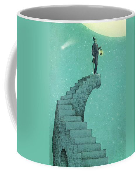 Moon Steps Coffee Mug
