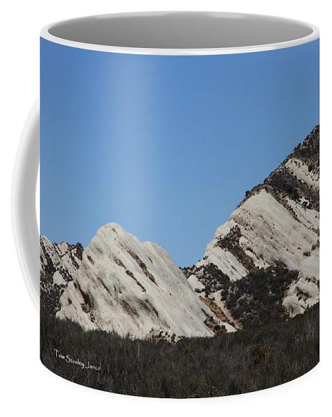 Morman Rocks Coffee Mug featuring the photograph Morman Rocks by Tom Janca