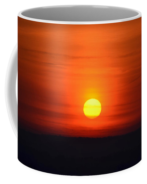 Morning Coffee Mug featuring the photograph Morning Comes A New Day by Bill Cannon