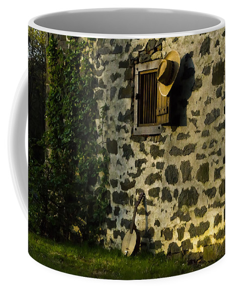 Morning Coffee Mug featuring the photograph Morning Folk by Bill Cannon