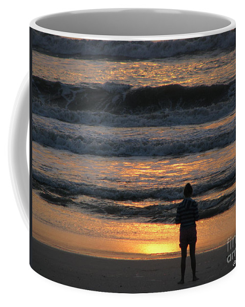 Patzer Coffee Mug featuring the photograph Morning Has Broken by Greg Patzer