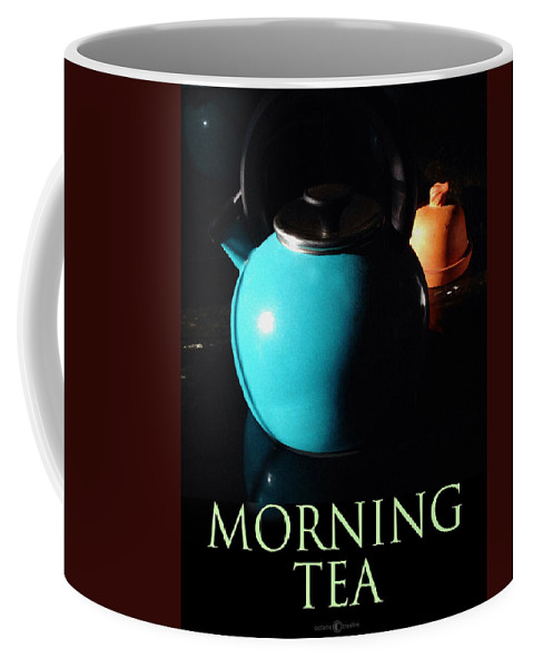 Morning Coffee Mug featuring the photograph Morning Tea by Tim Nyberg