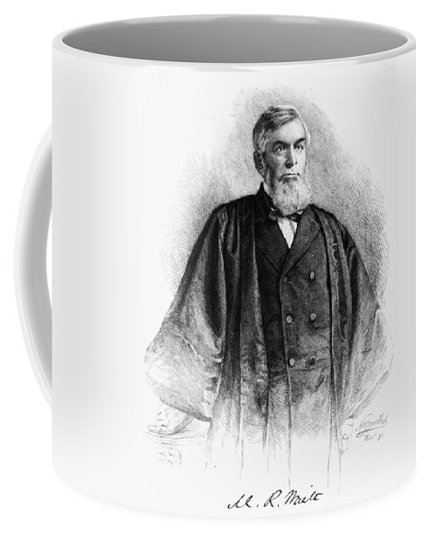 19th Century Coffee Mug featuring the painting Morrison R by Granger