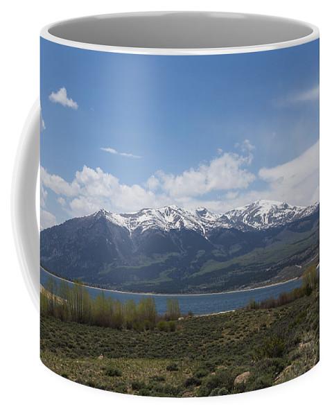 Mount Coffee Mug featuring the photograph Mountains Co Mt Elbert 1 by John Brueske