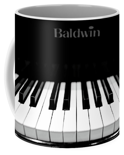 Music Coffee Mug featuring the photograph Music by Sebastian Musial