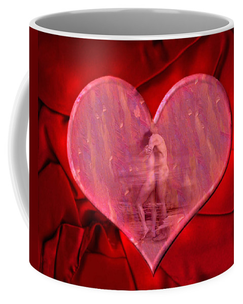 Lovers Coffee Mug featuring the photograph My Heart's Desire 2 by Kurt Van Wagner
