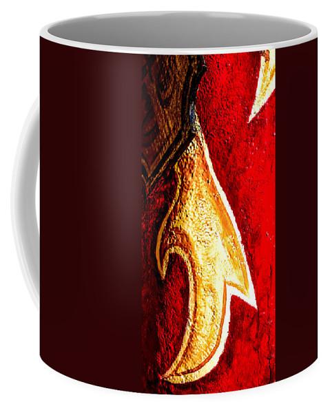 Nashville Coffee Mug featuring the photograph Nashville Bling by Jeff Kurtz