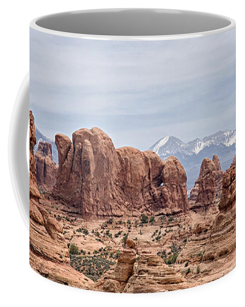 Park Coffee Mug featuring the photograph National Park Treasure by Betty Depee