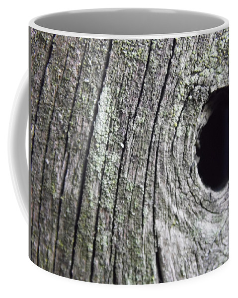 Naturist Coffee Mug featuring the photograph Natural Abstract 2 by Paulo Guimaraes