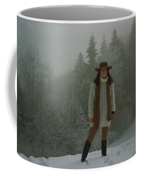 Colette Coffee Mug featuring the photograph Nature Joy In The Swiss Alps by Colette V Hera Guggenheim