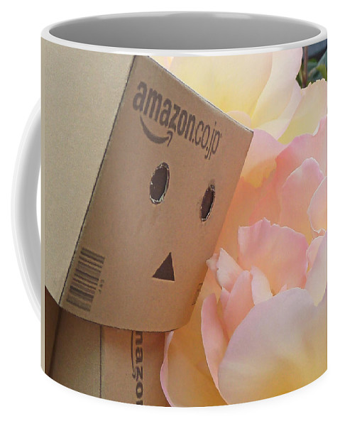 Nature Coffee Mug featuring the photograph Nature Study by Steve Taylor