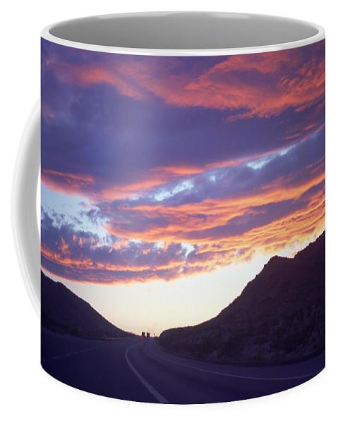 America Coffee Mug featuring the photograph Nevada Skies by Frank Romeo
