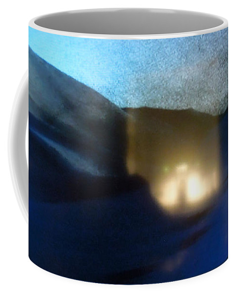 Colette Coffee Mug featuring the photograph New Global Life Visions by Colette V Hera Guggenheim
