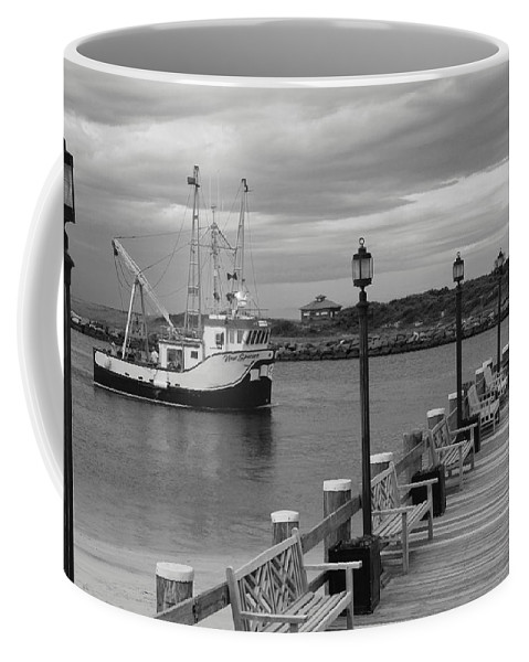 New Species Coffee Mug featuring the photograph New Species Heading Home by Christiane Schulze Art And Photography