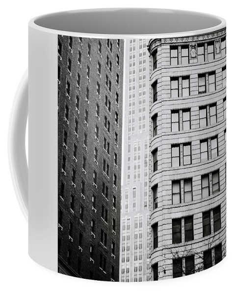 New York Coffee Mug featuring the photograph New York City by Shaun Higson