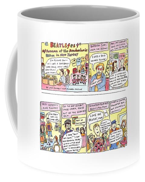 New Yorker April 4th, 1994 Coffee Mug