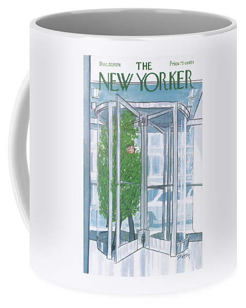 New Yorker December 20th, 1976 Coffee Mug