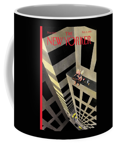 New Yorker February 15th, 1999 Coffee Mug