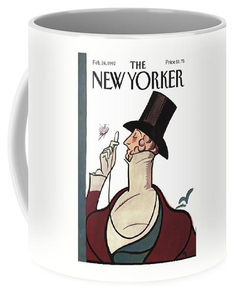 New Yorker February 24th, 1992 Coffee Mug