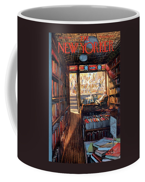 New Yorker July 20th, 1957 Coffee Mug