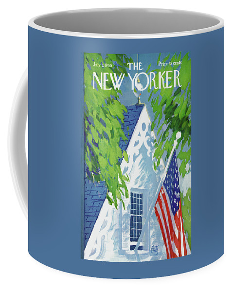 New Yorker July 2nd, 1966 Coffee Mug