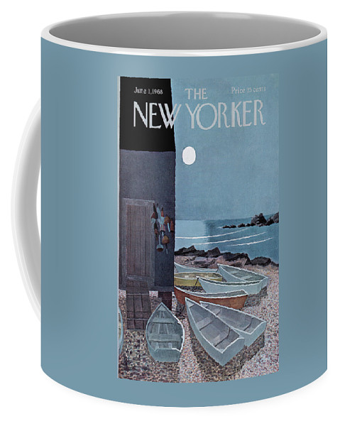 New Yorker June 1st, 1968 Coffee Mug